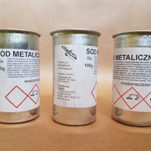 sód metaliczny