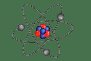 Chmes atom litu