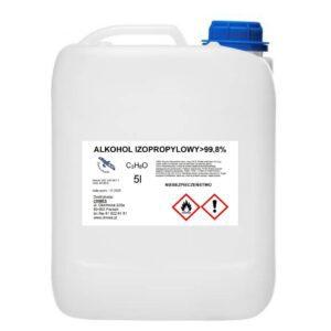 Skażalniki-alkohol izopropylowy