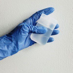rękawice nirtrylowe