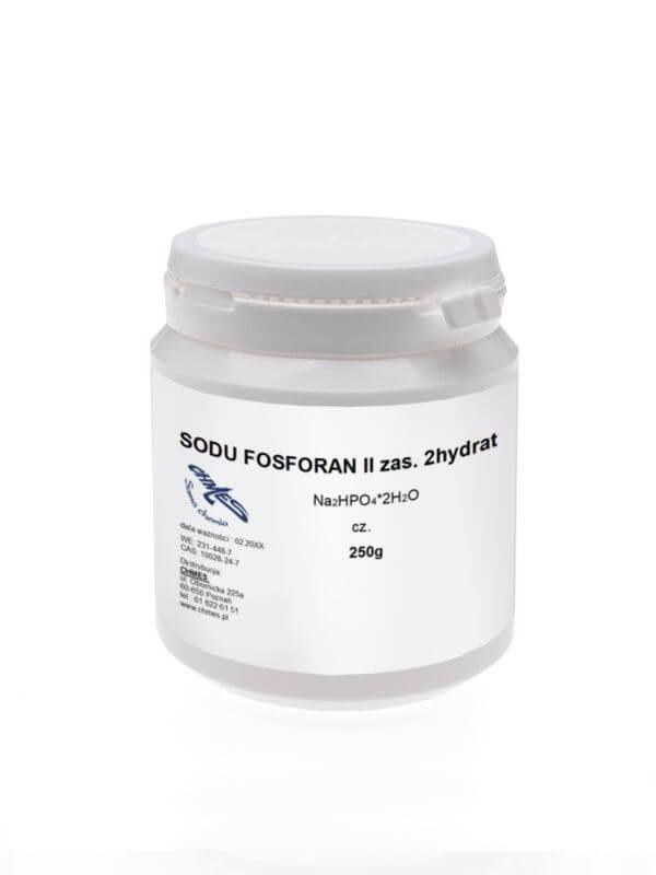 sodu wodorofosforan 2 hydrat