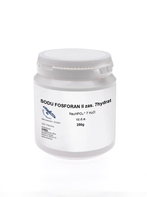 sodu wodorofosforan 7hydrat